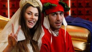 """""""Grande Fratello Vip 5"""", Tommaso e Dayane sono i moderni Dante e Beatrice"""