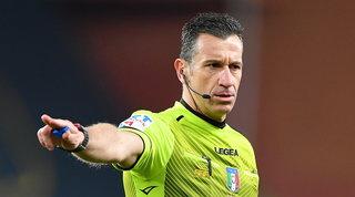 Doveri arbitra Inter-Juve, Calvarese al Var. Derby di Roma a Orsato