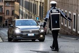 Il premier Conte si reca al Quirinale dal presidente Mattarella