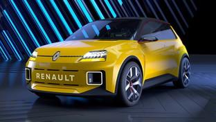 Nel segno della Renault 5 ma elettrica