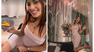Giulia De Lellis compie 25 anni, guarda che sorpresa per il compleanno!