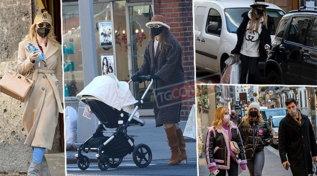Shopping da vip, la mascherina non ferma gli acquisti: guarda le foto