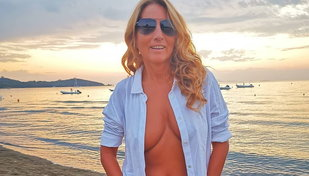 """Jo Squillo nella bufera per il viaggio alle Maldive: """"Non ho fatto nulla di male"""""""