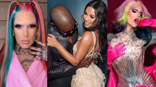 Kanye ha tradito Kim Kardashian con Jeffree Star? Ecco chi è l'eccentrico influencer