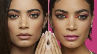 Contrasti e tinte forti, Elodie si racconta con il makeup
