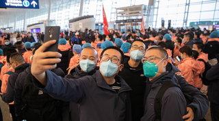 """Pompeo (Usa) contro la Cina: """"Ha coperto l'origine del virus, primi casi trai ricercatori diWuhan"""""""