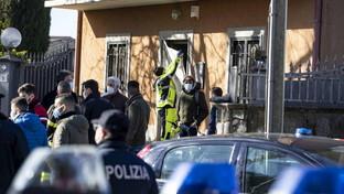 Roma, strage di anziani in una casa di riposo