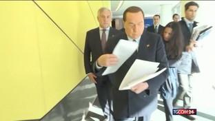 Berlusconi: noi pronti a governare