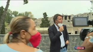 """Renzi: """"Non ho un problema con Conte ma con il futuro del Paese"""""""