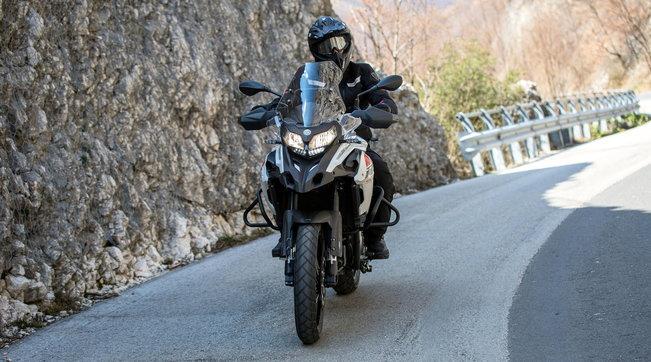 Benelli TRK 502X, la più amata dagli italiani