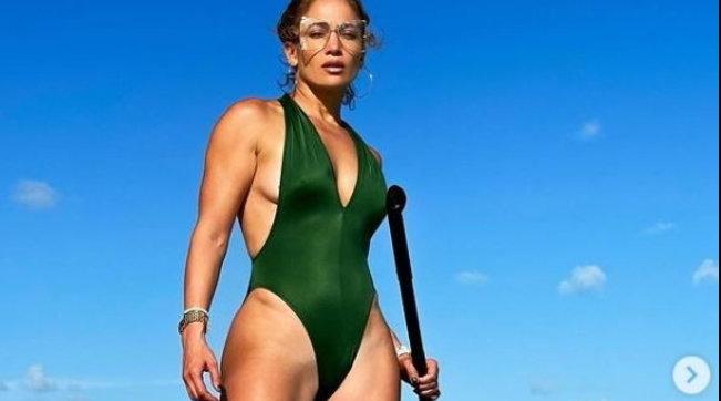 Strepitosa Jennifer Lopez
