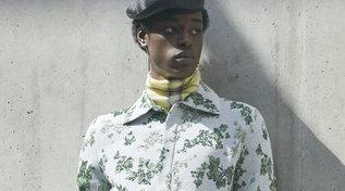 Digital Fashion Week: l'uomo nuovo di Dior è un ragazzo venuto dall'Africa