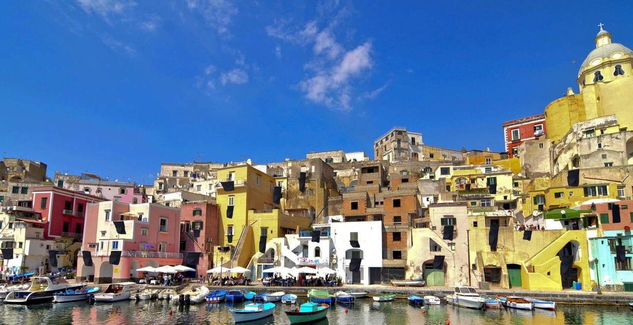 Procida, la perla del Golfo di Napoli