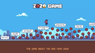 Dagli incendi in Australia alla pandemia: il 2020 diventa un videogioco