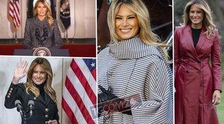 Melania Trump trasloca dalla Casa Bianca e cambia vita