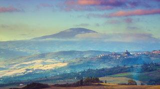Toscana: viaggio verso il Monte Amiata innevato