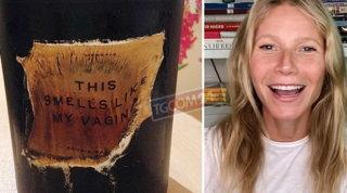 """Una cliente denuncia: la candela """"all'aroma di vagina"""" di Gwyneth Paltrow prende fuoco"""