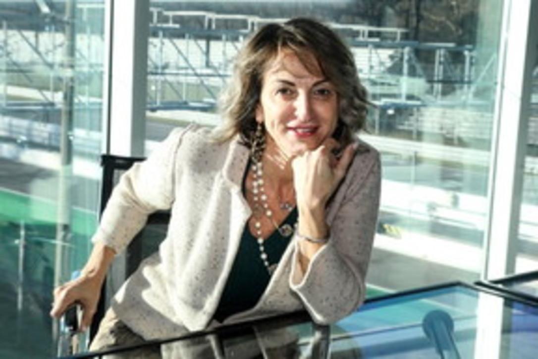 Alessandra Zinno,Direttore Generale di Autodromo Nazionale Monza