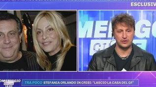 """""""GF Vip"""", il marito di Stefania Orlando: """"Non capisco perché Andrea Roncato parli ora"""""""