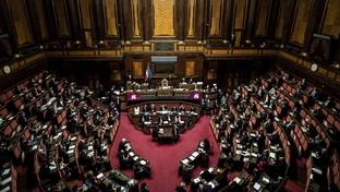 Crisi di Governo, il voto di fiducia al Senato