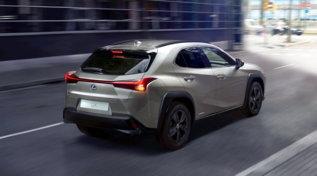 Lexus UX Hybrid MY21