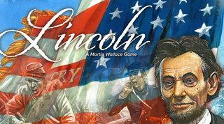 Lincoln, quando la Guerra di secessione americana rivive in un gioco da tavolo