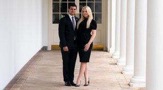 Donald Trump lascia, la figlia Tiffany annuncia le nozze