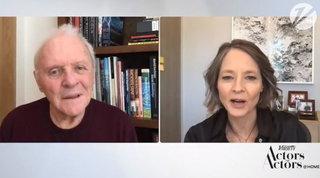 """Jodie Foster e Anthony Hopkins insieme per il 30° anniversario de """"Il silenzio degli innocenti"""""""