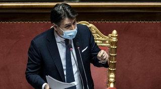 """Conte un'ora da Mattarella dopo il vertice con gli alleati: """"Avanti con il rafforzamento maggioranza"""""""