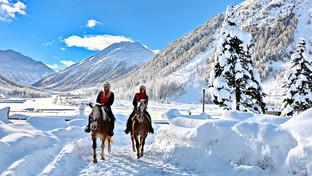 Donnavventura: tra le nevi di Livigno