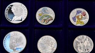 La Zecca di Stato emette le monete da collezione 2021: da Dante fino ai tortellini