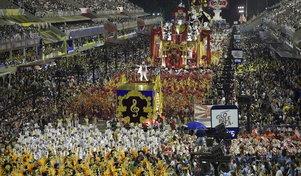 Covid, cancellato il Carnevale di Rio de Janeiro