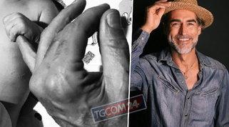 Sergio Muniz è diventato papà: è nato Yari