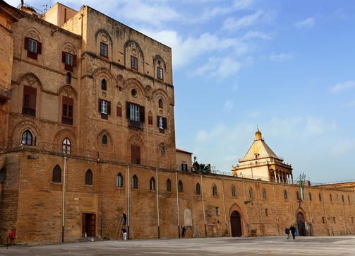 L'Italia dei Re, da Palermo a Torino