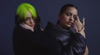 """Billie Eilish incontra Rosalia e canta in spagnolo nel nuovo brano """"Lo Vas A Olvidar"""""""