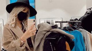 Wanda Nara veste firmata... ma fa shopping low-cost