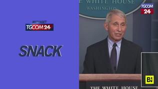 """La rivincita di Fauci: """"Poter parlare di scienza alla Casa Bianca è liberatorio"""""""