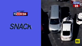 Usa, ruba un'auto e per fuggire travolge un poliziotto