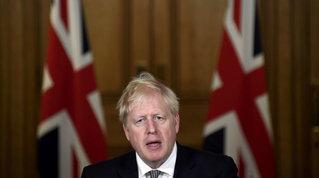 """Boris Johnson: """"La variante inglese è più mortale"""""""