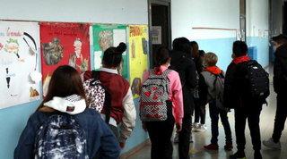 Dispersione scolastica: a rischio uno studente su 4, anche tra i più piccoli