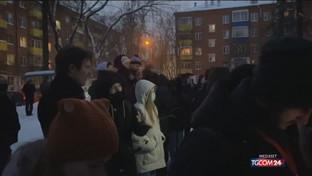 Russia, in piazza per Navalny