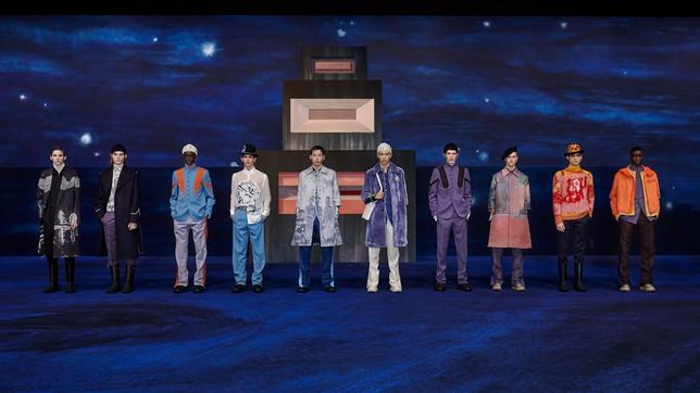 Moda Uomo Parigi, Dior Men: un dialogo quotidiano tra arte e moda