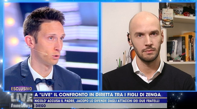 """Nicolò Zenga: """"Papà mi chiese se avessi mai pensato di cambiare cognome"""""""