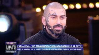 """La rivelazione di Kevin: """"Ho frequentato Tommaso Zorzi fino al GF Vip"""""""
