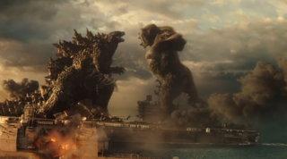 """""""Godzilla vs. Kong"""": ecco le prime immagini del nuovo scontro tra Titani"""