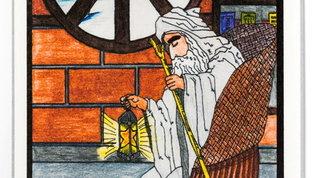Tarocchi: l'Arcano n.9, l'Eremita