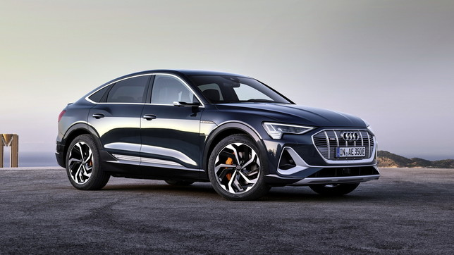 Audi e-tron Fast edition