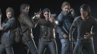 The Last of Us: i personaggi dell'esclusiva PlayStation invadono il mondo di Resident Evil 3