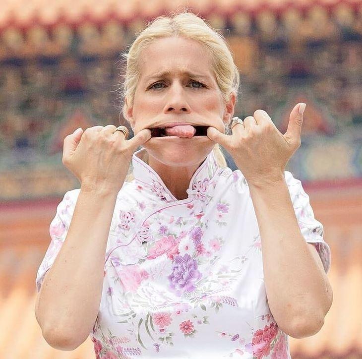 Heather Parisi, ma vi sembra una sessantenne?