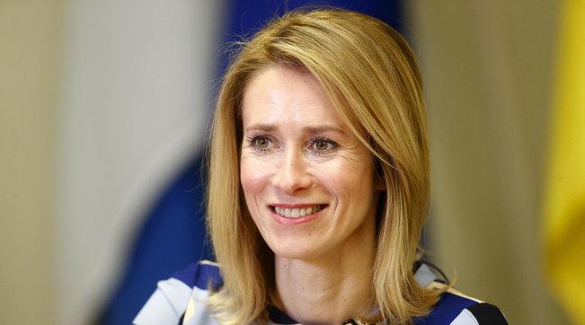 Estonia, Kaja Kallas è la prima donna premier